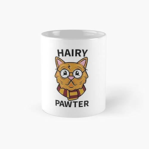 Hairy Pawter Dog Classic Mug 11,15 Oz.