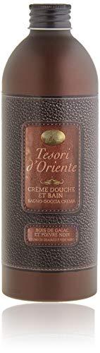 Tesori d'Oriente Crème Douche/Bain Bois de Gaïac