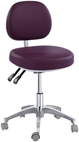 APHRODITE Dental Deluxe Mobile Chair Backres Doctor's With Stool Max 71% OFF High order
