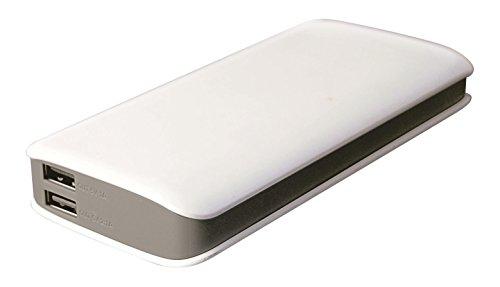 iconBIT FTB10000PB - Powerbank 10.000mAh - 2x USB - Ideal für Smartphone, Tablet usw.