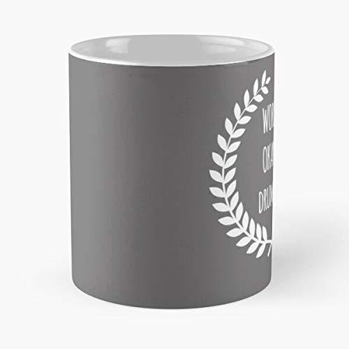 Band Rock Galaxy Meat Grinder Cosmic Best 11 Ounce Ceramic Coffee Mug