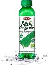 Aloe Vera King 100% Organic Aloe Vera Drink, 16.9-Ounce Bottles (Pack of 10)…