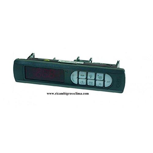 Termostato controlador electrónico teclado pantalla Carel PST00LR200