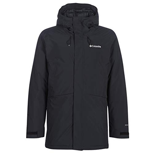 Columbia Northbounder Turbo, Plumas impermeable, Hombre, Negro...