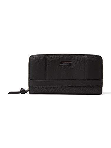 TOM TAILOR Damen Taschen & Geldbörsen Damenbörse Juna schwarz/black,OneSize