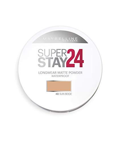 Maybelline New York - Superstay 24H, Polvos Compactos de Lar