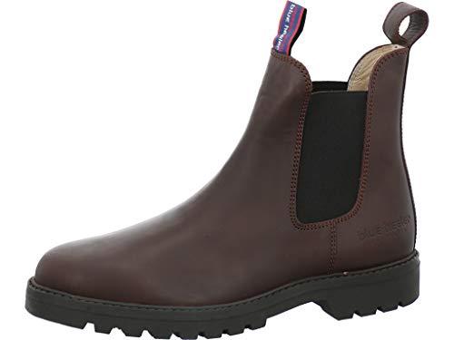 blue heeler Herren Boots Jackaroo Braun Glattleder 43