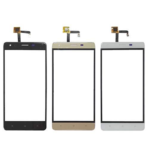MOLIBAIHUO Negro Compatible con Oukitel K6000 Pro Pantalla táctil Pantalla táctil Digitalizador Sensor Sensor Reemplazo 100% Tacto Tacto Sensor + Herramientas Pantallas táctiles (Color : Gold)