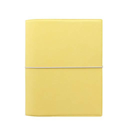 Filofax Domino Zachte citroen A5 organizer