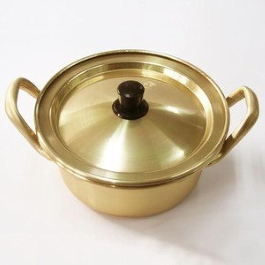 改修漏れ不良品韓国 ラーメン鍋 アルミ製 14cm