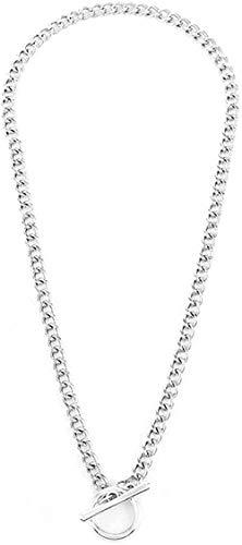 Liuqingzhou Co.,ltd Collar Collar Gargantillas para Mujer Collares Colgantes Geométricos Maxi Party