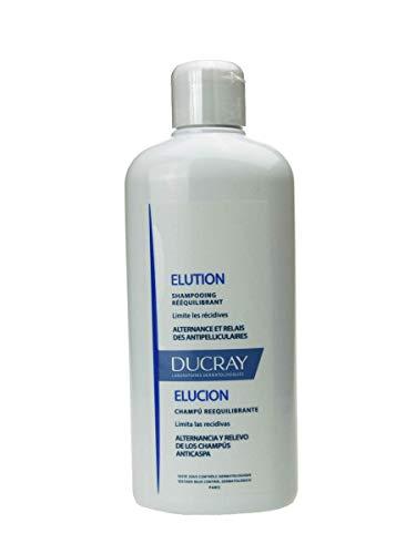 Pierre Fabre Ducray Elution Shampoo – 400 ml