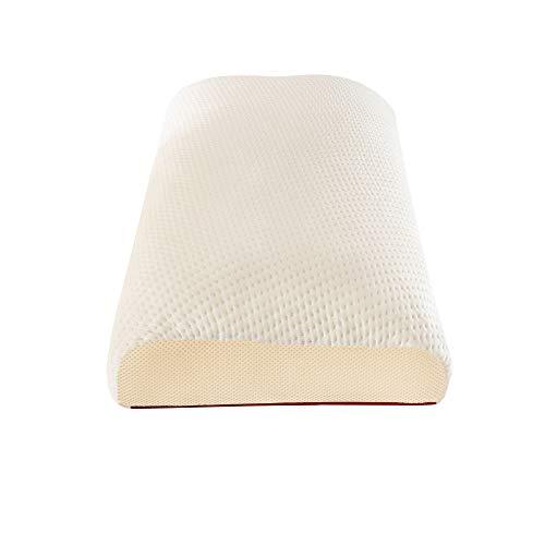 Brinkhaus Silvercrown Nackenstützkissen Profisan Komfort mit Einlegeplatte - Kern aus Komfortschaum - Bezug abnehmbar und waschbar