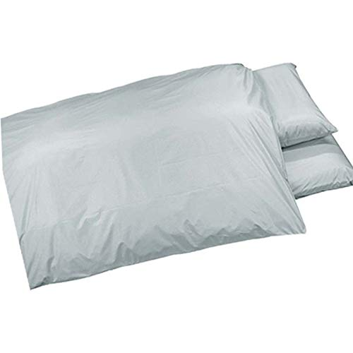 お昼寝布団カバー 130×155 cm 130 155 サイズオーダー 保育園 ファスナー 柄番アルファソフト ブルー