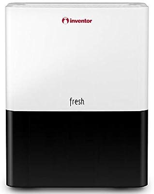 Inventor Fresh 12L Portable Dehumidifier, Silent mode, Auto Restart, Digital control panel, 2 Years Warranty