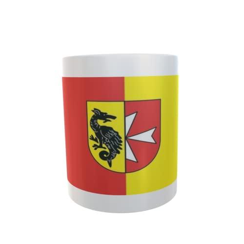 U24 Tasse Kaffeebecher Mug Cup Flagge Moraas