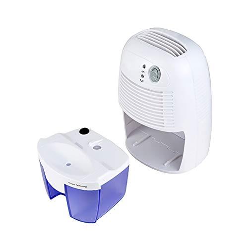 Deumidificatore ultra assorbente, mini deumidificatore, assorbitore di umidità, deumidificatore UltraQuiet , Deumidificatore d'aria compatto portatile da 500 ml camera da letto, cucina, seminterrato