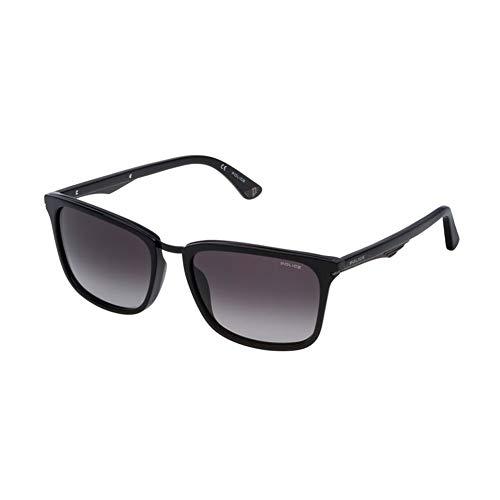Police SPL579-0700 Gafas, negro, 57/18/140 para Mujer