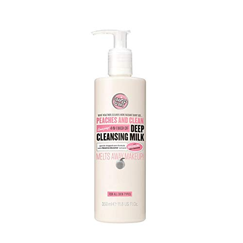 Soap&Glory PEACHES AND CLEAN™ Deep Cleansing Milk