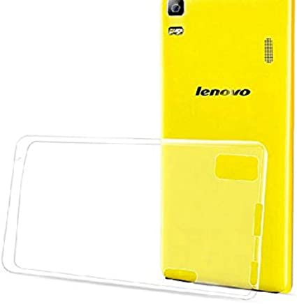 LENOVO A7000 (Lenovo K3 Note K50-t5) TPU Silicone Clear Case Back Cover By Muzz