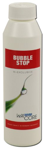 W-Exclusive Wa'core Bubble Stop als Bubble Ex 400 g waterbedden onderhoud