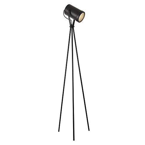 lux.pro Stehleuchte mit Stativ - 151cm - Stehlampe Standleuchte Flurlampe Scheinwerfer