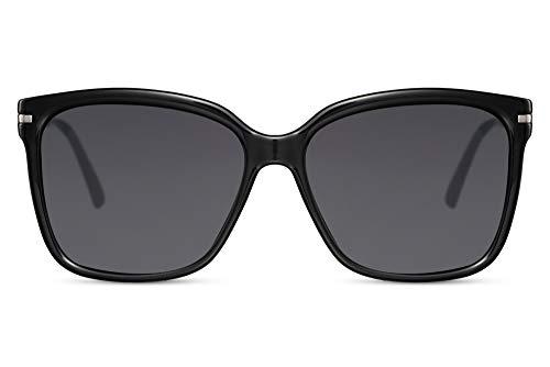 Cheapass Zonnebrillen Klassiek Vierkante Vlinder UV400 bescherming Perfecte Vorm voor Dames