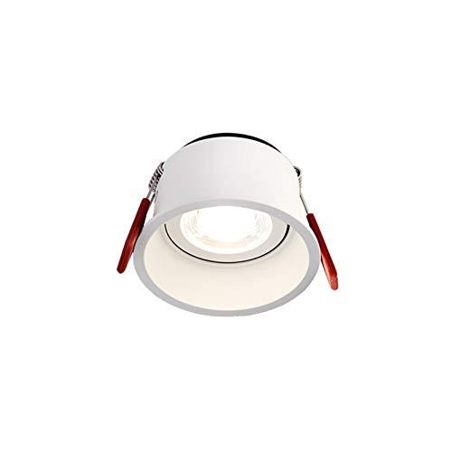 GLBS 7W/12W Anti-Glee Cree LED Downlight Downlight Rendering Sala De Estar Corredor Dormitorio Panel De Techo Luz Aluminio Inicio Negocio Empotrado Iluminación
