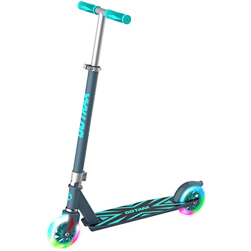 GOTRAX Kick Scooter for Kids Toddlers (Green)