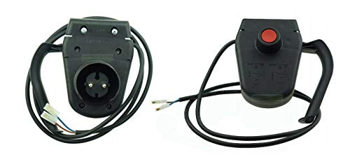 250V Elektrorasenmäher Rasenmäher Hebelschalter Elektroschalter Totmannschalter