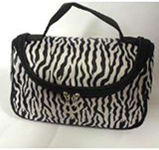 Best zebra print cosmetic bag Reviews