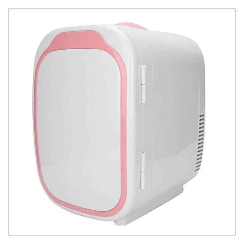 WNDRZ Accesorios De Maquillaje 6L Mini Nevera De Maquillaje para El Hogar Refrigerador De Cosméticos para Coche Maquillaje Portátil Enfriador Eléctrico Kits De Herramientas De Maquillaje