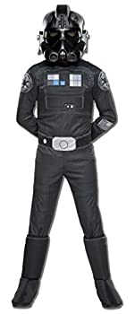 Rubie s Star Wars Rebels Tie Fighter Pilot Deluxe Child Costume Medium