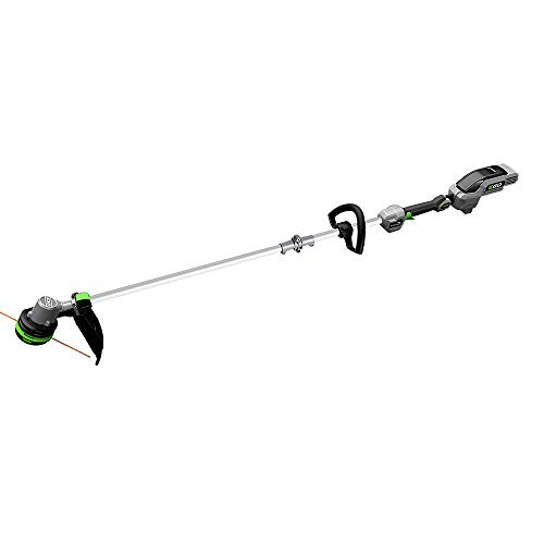 Learn More About EGO Power+ ST1510S 15-inch Aluminum Shaft String Trimmer with POWERLOAD - Battery a...