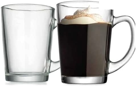 Popular products Glass Coffee Max 86% OFF Mugs