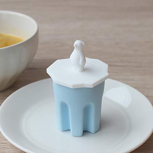 マーナ(MARNA)mb早く冷ませる離乳食クーラーブルー子ども用カトラリーMARNAbabyマーナベビーK726