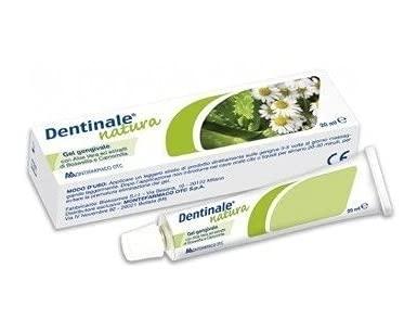 Gel Gengivale Per Neonati Dentizione Dentinale Natura 20 Ml