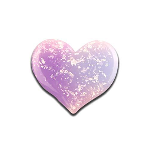 YULE Accesorios de bricolaje 20 piezas de estrella de mar mixta decoración de resina de corazón artesanías adornos de cabujón de fondo plano para scrapbooking accesorios de bricolaje (color: 40 mm)