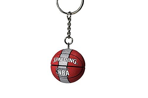 Generisch Basketball Schlüsselanhänger Chicago Bulls | Basketball Schlüsselanhänger/Keychain NBA