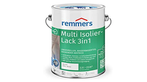 Multi Isolier-Lack 3in1 Weiß