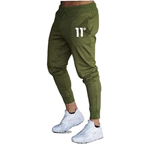 Sanfiyya Pantalones Slim Fit chándal Deportes Cargo Ocasional Nueva Aptitud de los Hombres Bottoms Gimnasio Flaco Joggers Sudor Pantalones M-2XL