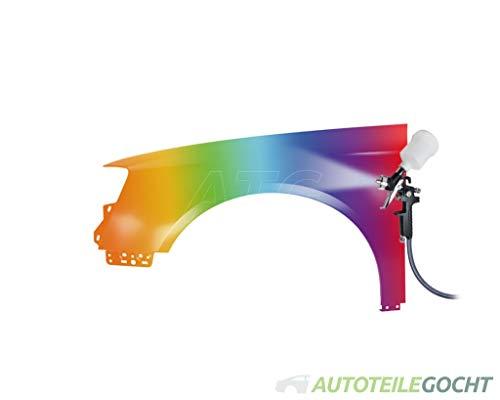 KOTFLÜGEL LINKS LACKIERT IN WUNSCHFARBE FÜR VW PASSAT 3C2 PASSAT VARIANT 3C5 05-11 3C0821021 VON AUTOTEILE GOCHT