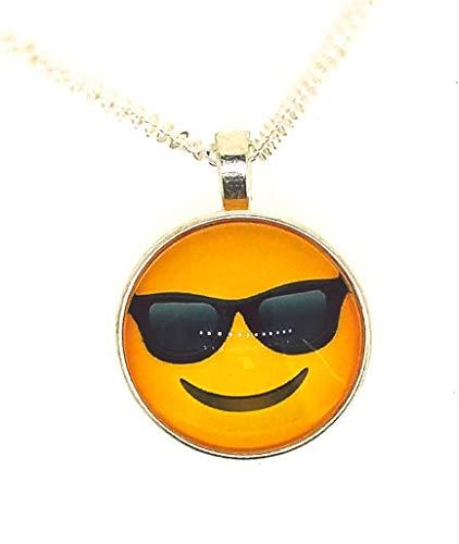 Gemelolandia Colgante Emoticono Gafas de Sol 28mm