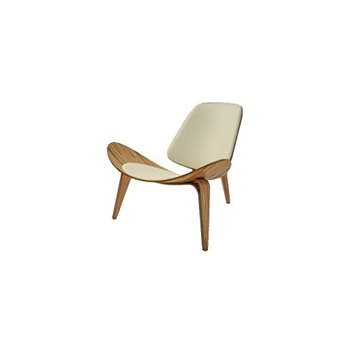 mueblespacio Réplica Wegner Chair CH07 Roble - MSD152401219 - Blanco