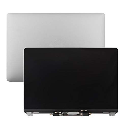 NBPCLCD Screen Replacement for Apple MacBook Pro 13' A1706 A1708 Late 2016 Mid 2017 13.3' Retina LCD Display Screen Complete Full Assembly Repair P/N: 661-05323, 661-07970(Space Gray)