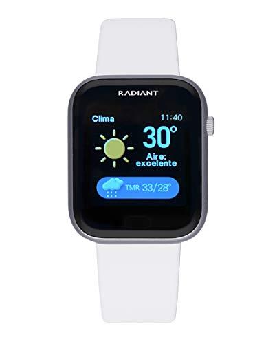 RADIANT Smartwatch Unisex Digital cinghia del silicone di RAS10102