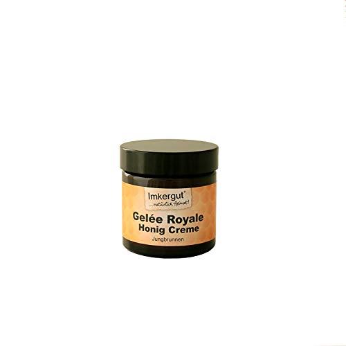 Gelée Royale Honig Creme im 50 ml Tiegel