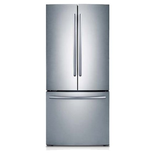 French Door Refrigerator with 21.8 cu. ft. Total Capacity, in Stainless Steel