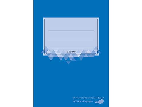 Unbekannt Donau - Fundas para cuadernos (A4, 5 unidades), varios colores
