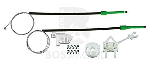 Bossmobil DOBLO (119), Cargo (223), Delantero derecho, kit de reparación de elevalunas eléctricos